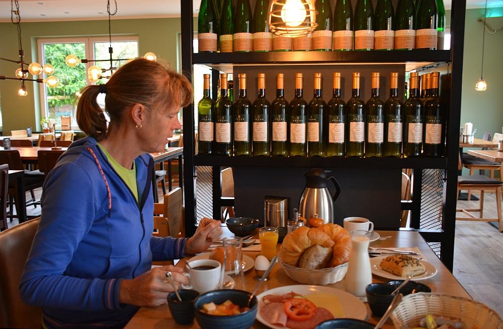 ontbijten bij Landal Mont Royal