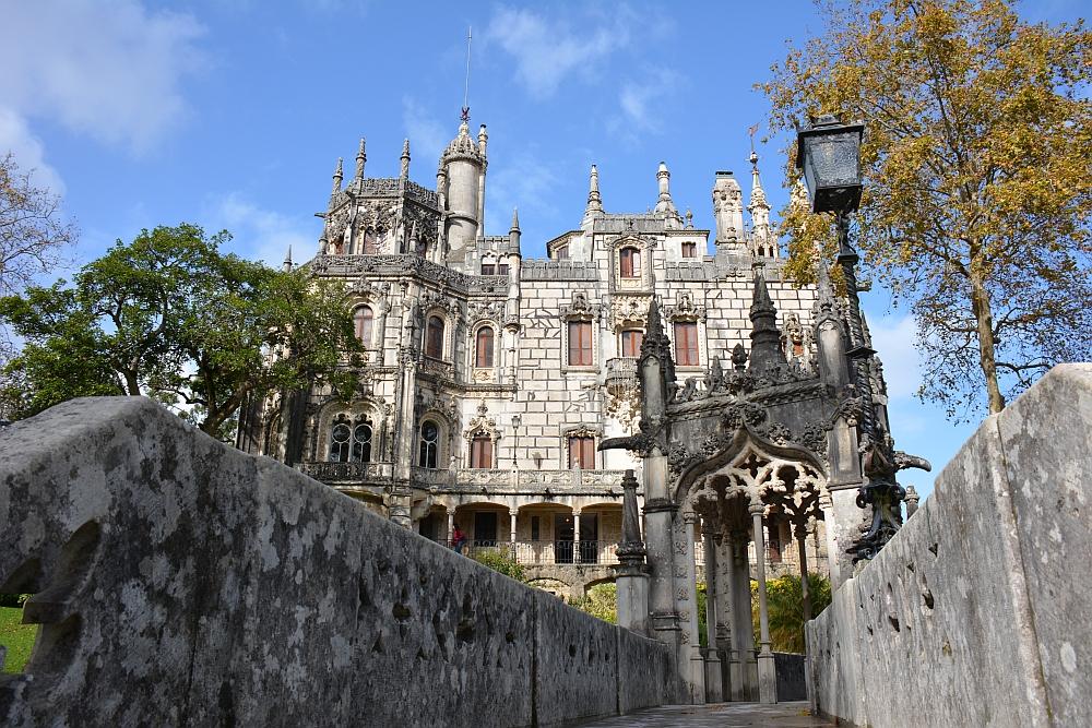 paleis van Quinta da Regaleira