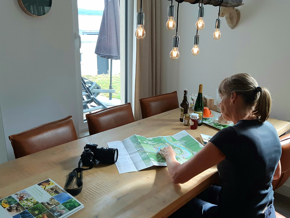 plannen maken wandelen Landal Mont Royal