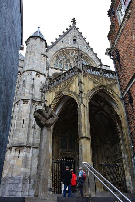 stadswandeling Nijmegen de Sint Stevenskerk