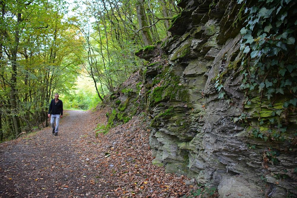 wandelen bij Kövenig in de Moezel
