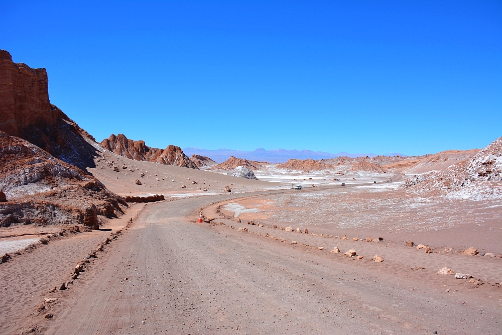 San Pedro de Atacama valle de la luna