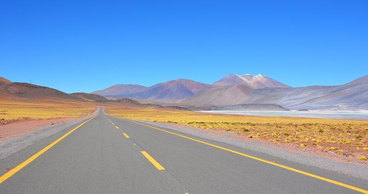 de Piedras Rochas bij San Pedro de Atacama in Chili