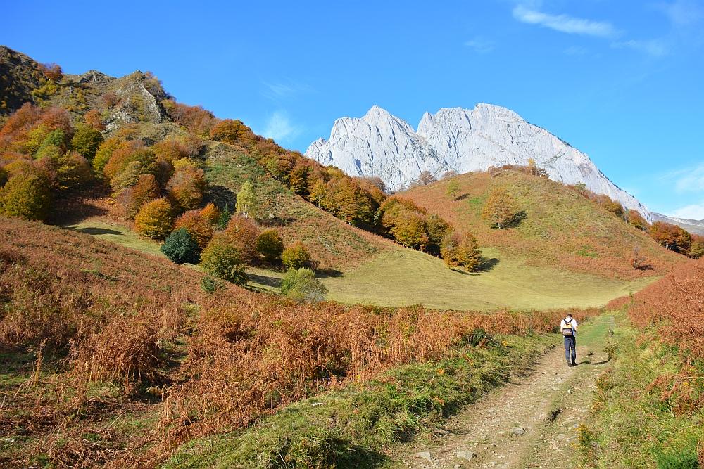 herfstwandeling in de Franse Pyreneeën