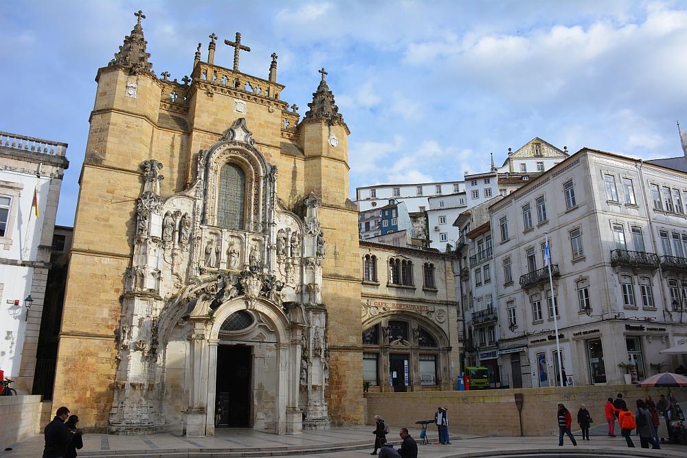 de Santa Cruz Coimbra Portugal
