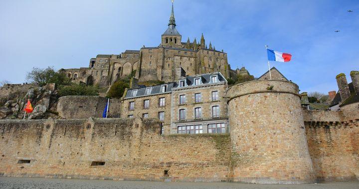 Mont Saint Michel Normandië