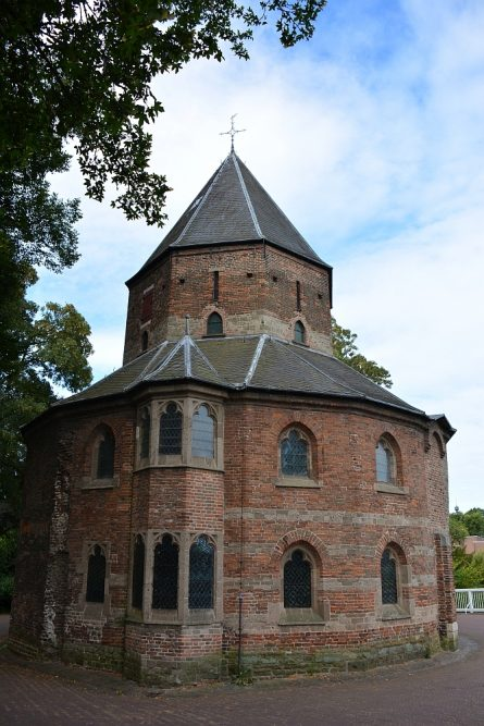 Sint Nicolaaskapel Valkhof Nijmegen