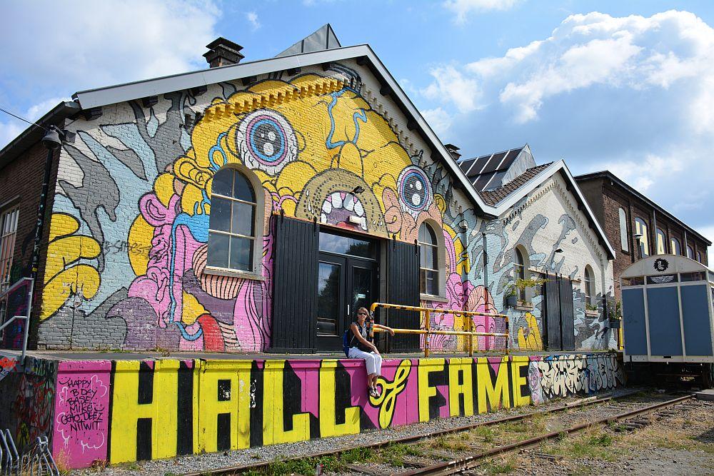 Street Art in Tilburg