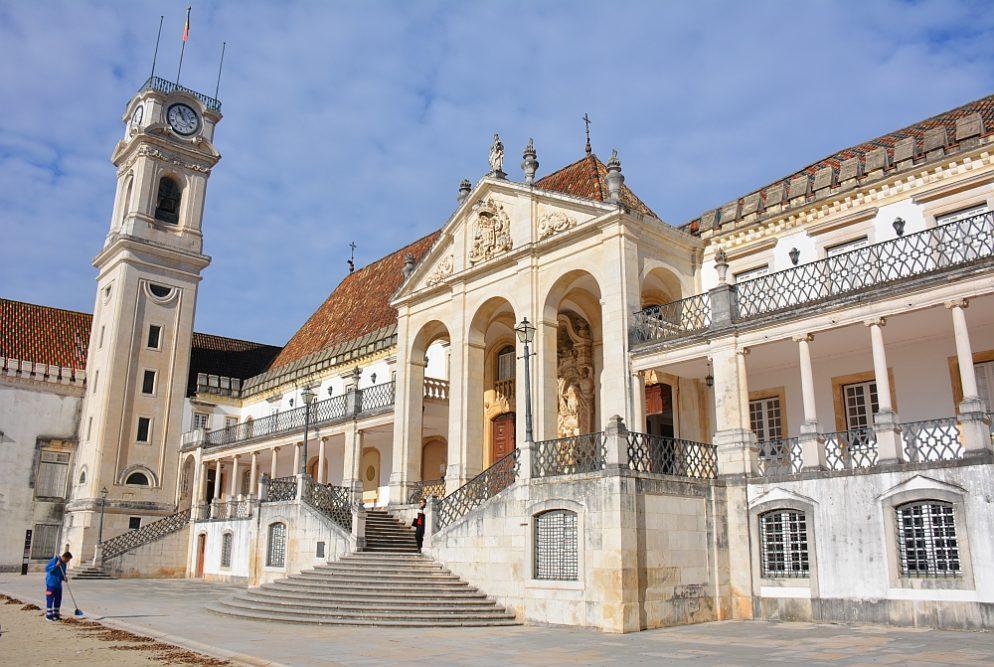 Universiteitsgebouw Faculdade de Medicina da Universidade de Coimbra