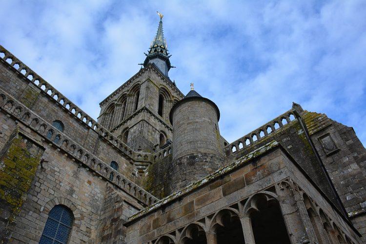 abdij van Mont Saint Michel