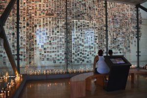 museo de la memoria y los derechos Humanos museum mensenrechten Santiago Chili