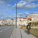 stadswandeling Coimbra Portuga Ponte de Santa Clara