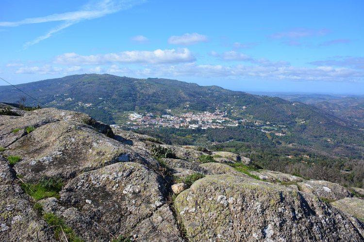 uitzicht vanaf Fóia Monchique daguitstap vanuit Carvoeiro
