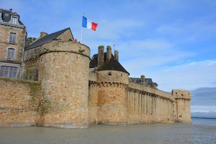 wadlopen Mont Saint Michel