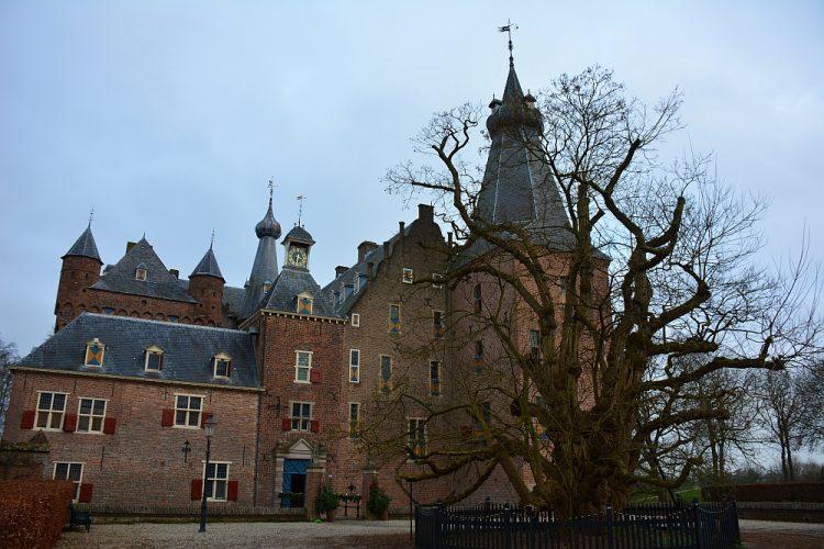 binnenplaats Kasteel Doorwerth