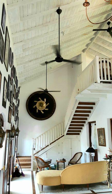 interieur hotel Prince of Galle Sri lanka