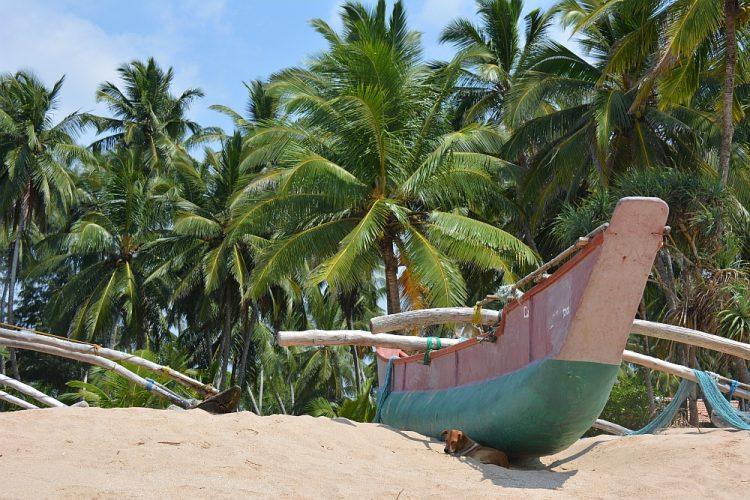 strand Ranna Tangalle beach Sri Lanka