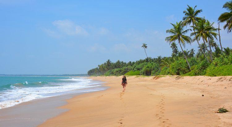 strand Tangalle Sri Lanka