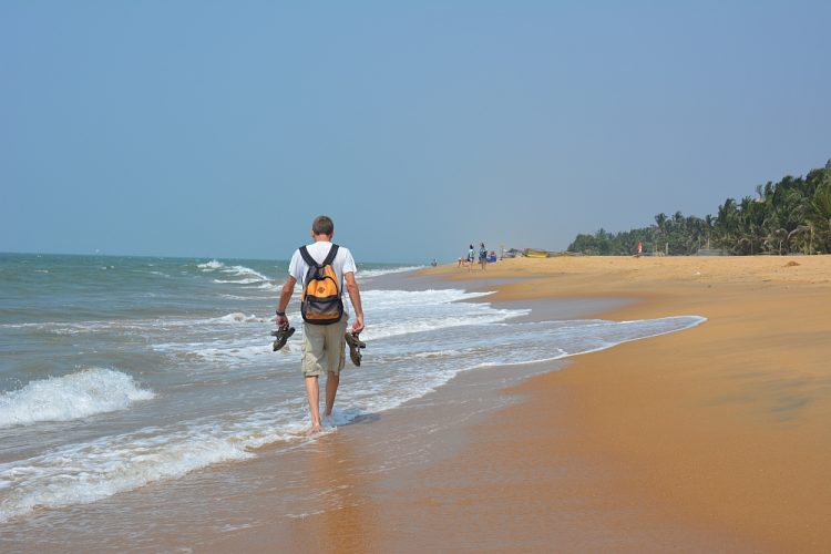 strand negombo Sri Lanka