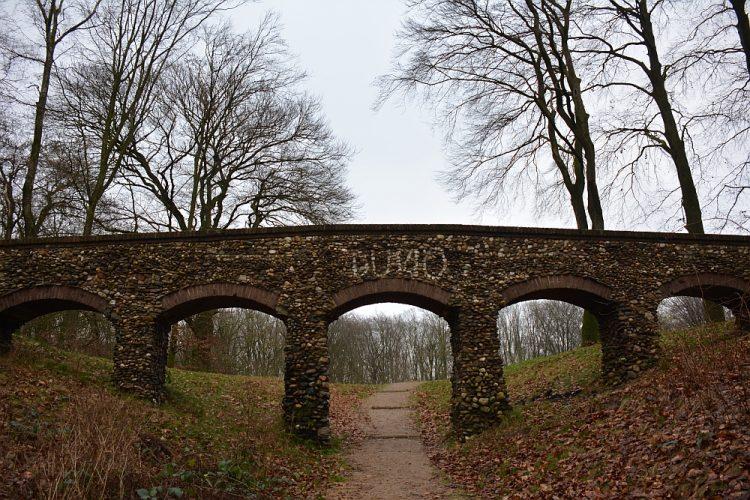 wandelen landgoed Duno