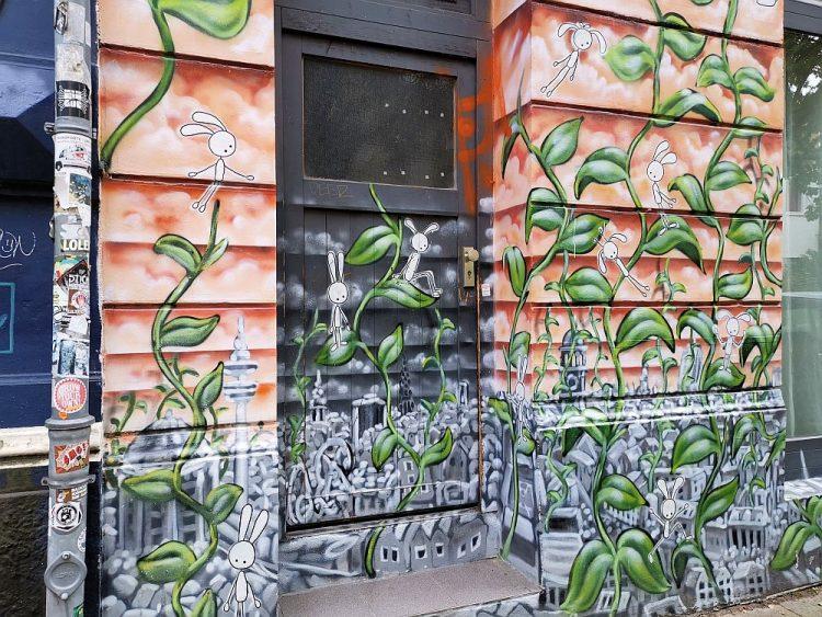 Street Art in Hamburg