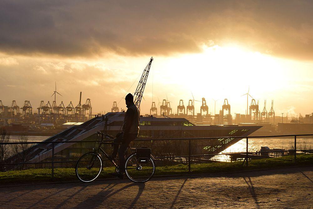 emigreren naar Hamburg Fem