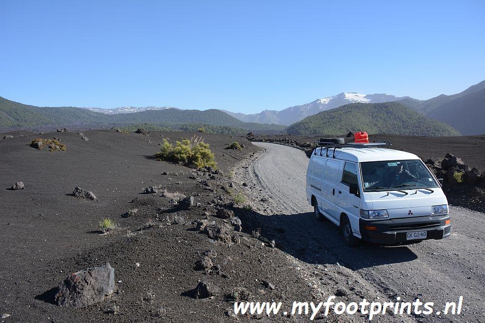 route camper Chili