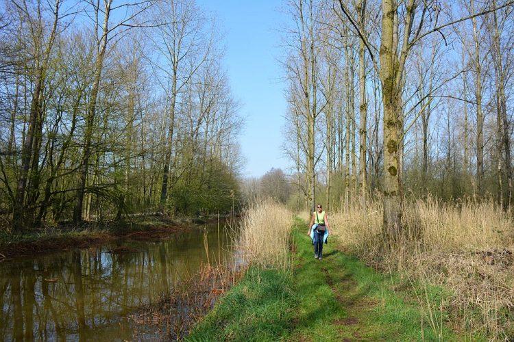 Ivonne Myfootprints wandelen Groote Beerze Brabant