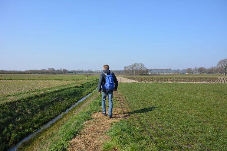 wandelen in de Brabantse kempen Trage Tocht Netersel