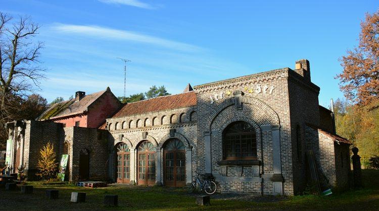 De Grote Hof bij het Hobos Neerpelt België