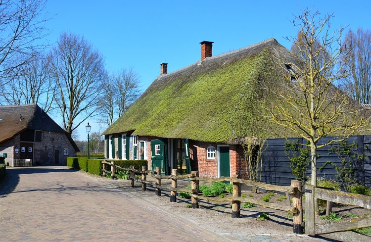 Giersbergen Brabant Trage Tocht Waalwijk
