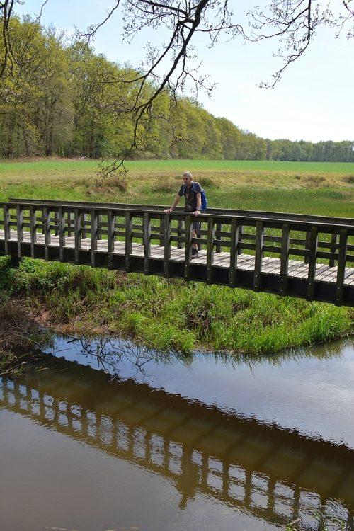 brug over het Oudemolensche Diep