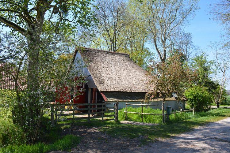 droomhuisje in Drenthe