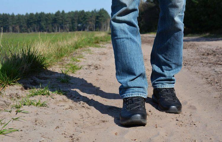 review Hanwag wandelschoenen heren