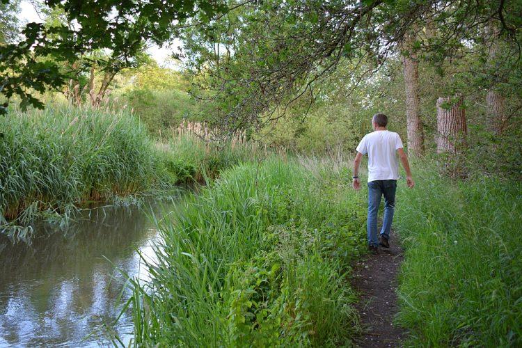 wandelen in Brabant het Loondermolenpad