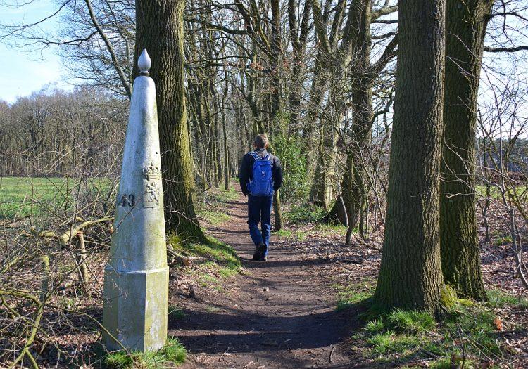 wandelen vanuit Natuurpoort Achelse Kluis