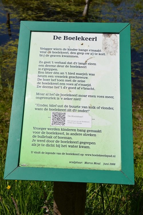 bordje de Boelekeerl Doetinchem