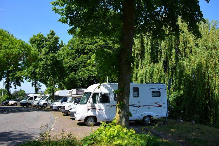 camperplaats Houtwal Zutphen