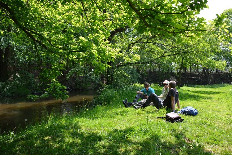 langs de Swalm Limburg
