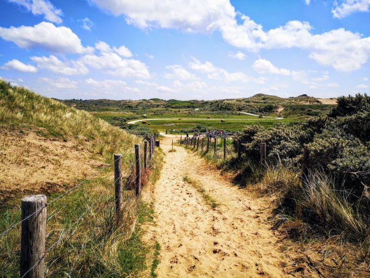 Nederlands Kustpad wandelen
