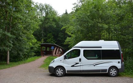 wildkamperen in Duitsland