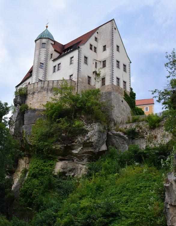 Burg Hohnstein Saksische Schweiz
