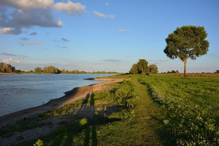 Fietsen langs de Elbe Duitsland