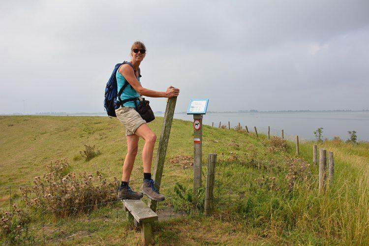 Noord-Hollandpad Amstelmeer etappe 7