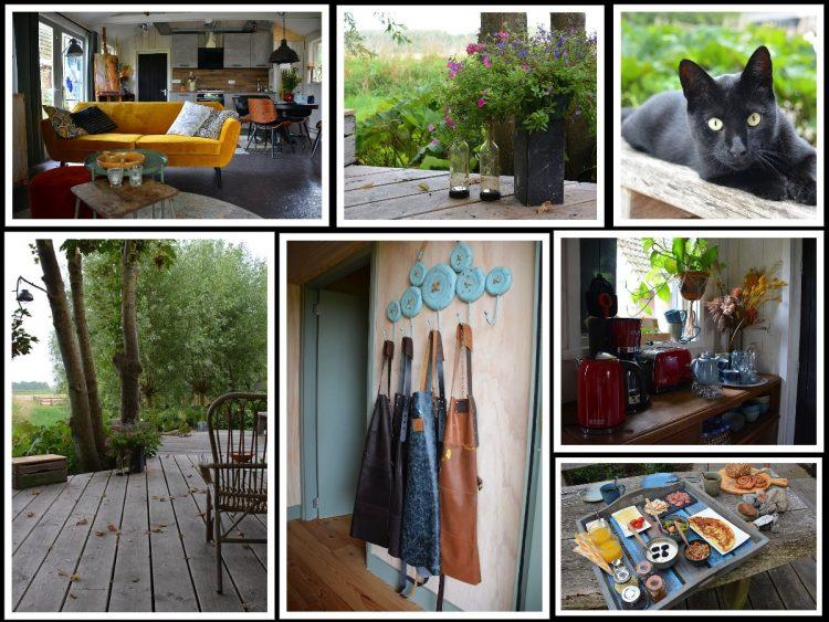 Olling Art Inn Barsingerhorn Noord-Hollandpad
