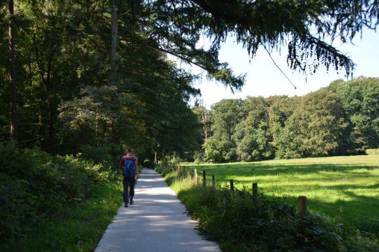Trage Tocht Oosterbeek wandelroute Gelderland