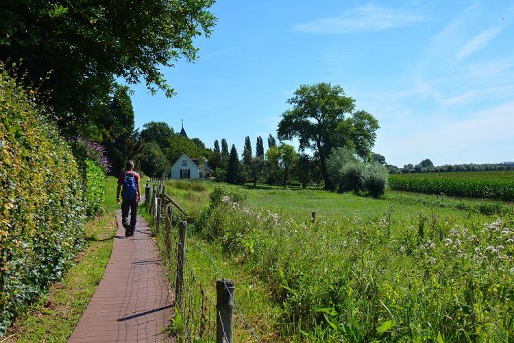 Wandelen bij Oosterbeek Gelderland