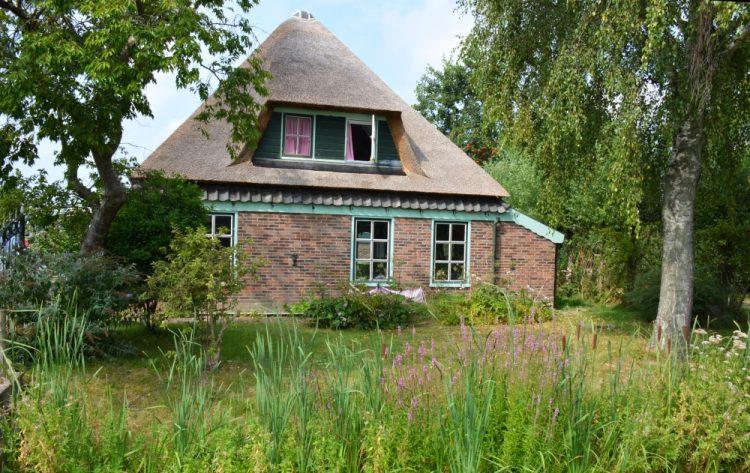 boerderij aan het Noord-Hollandpad