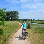 fietsen in de Achterhoek en langs de Berkel