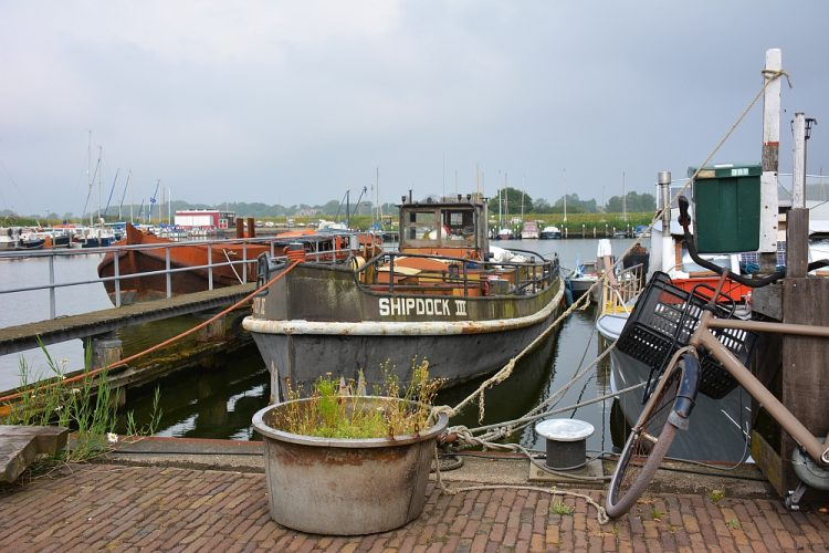 haven Haukes Noord-Holland